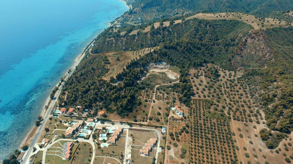 Land plot Kassandra 5, Halkidiki-Kassandra, Greece - great plot for hotel building