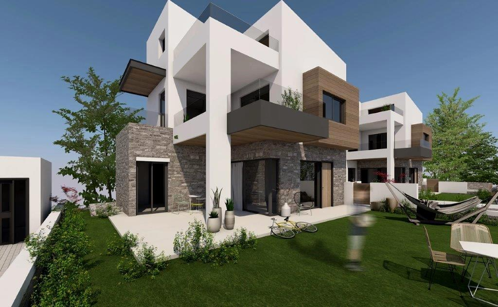 Rubini 1, Halkidiki-Kassandra, Greece - new beachfront apartment complex for sale