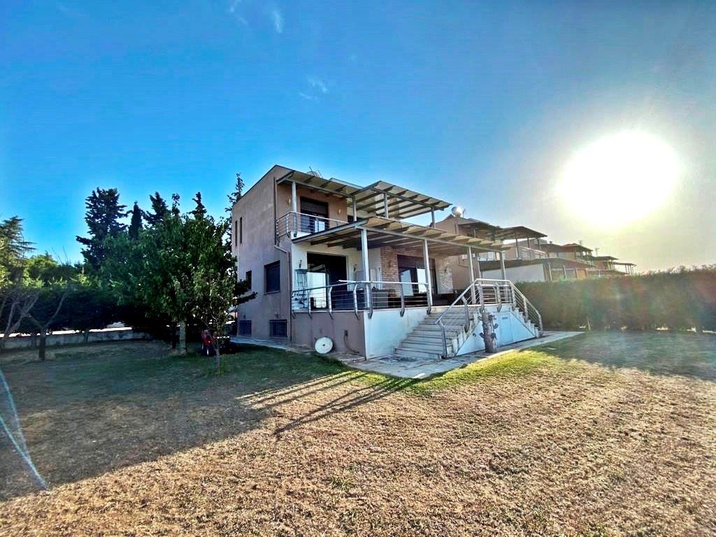 Skiron, Central Macedonia, Greece - villa for permanent residence