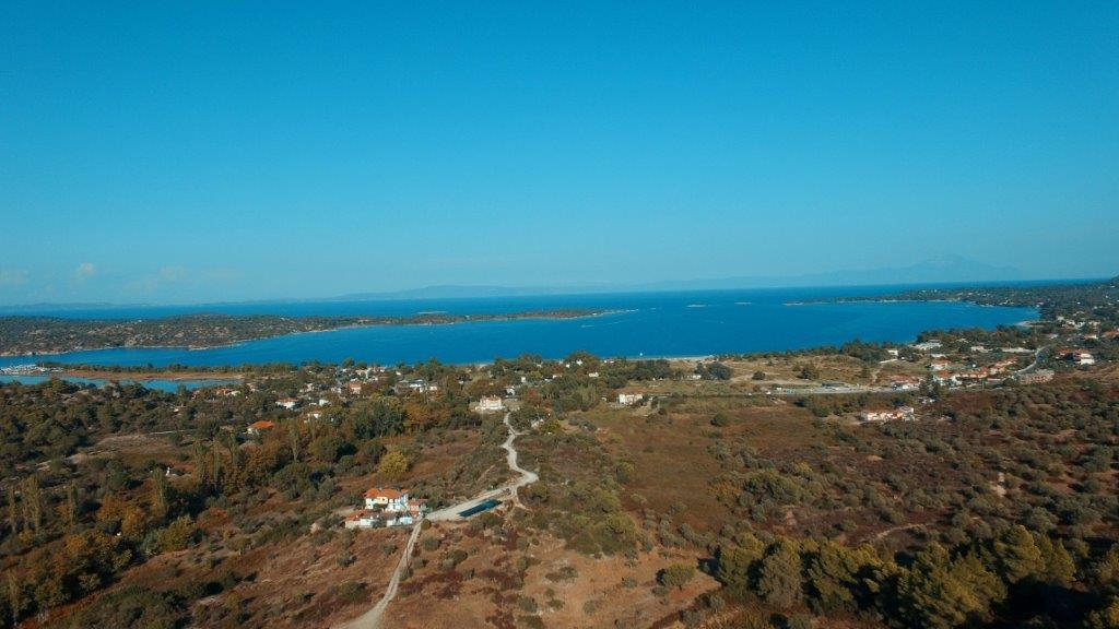 Land plot Vourvourou, Halkidiki-Sithonia, Greece - landplot for sale in Vourvourou