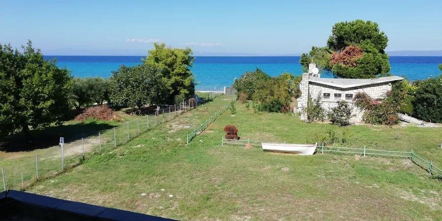 Villa Phaeton, Halkidiki-Kassandra, Greece - beachfront villa for reconstruction in a great location
