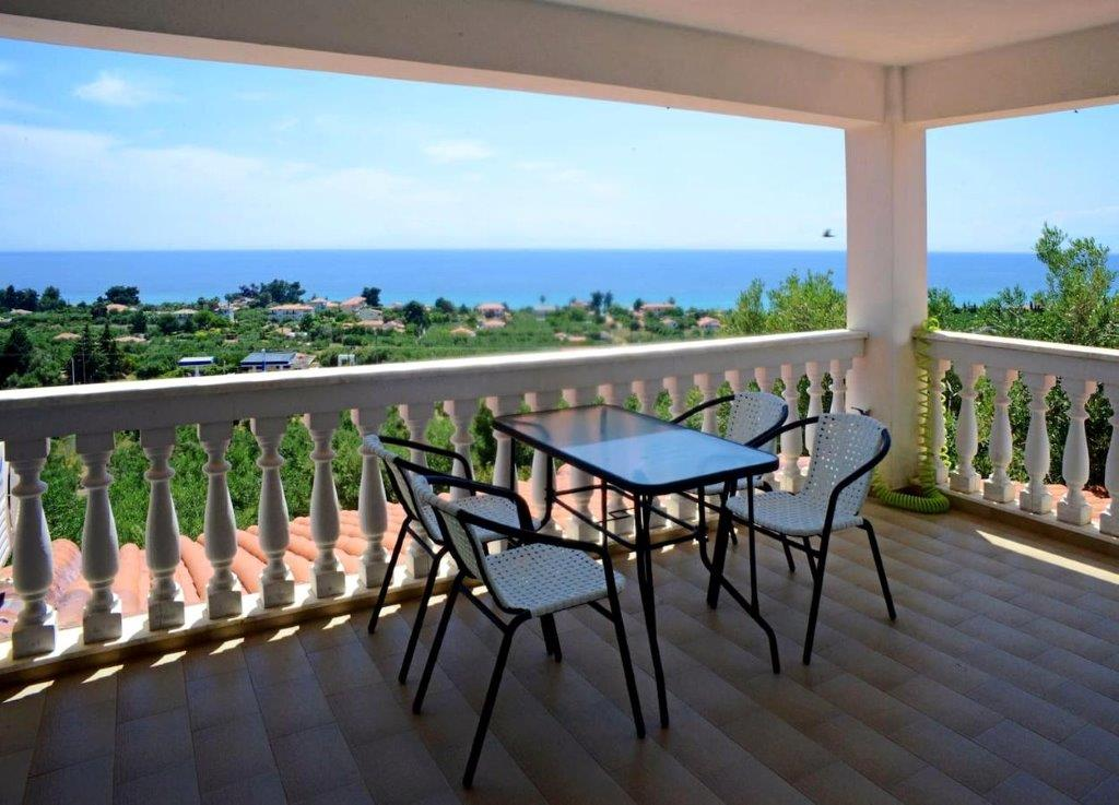 Heracles, Halkidiki-Kassandra, Greece - traditional villa in the big plot for sale