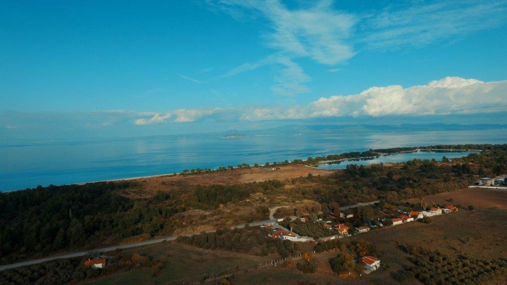 Land Plot Kassandra 9, Halkidiki-Kassandra, Greece - big land plot for sale in a picturesque location