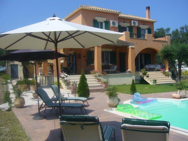 Sweatpea, Ionian Islands, Greece - villa in Corfu for sale in a very competitive price