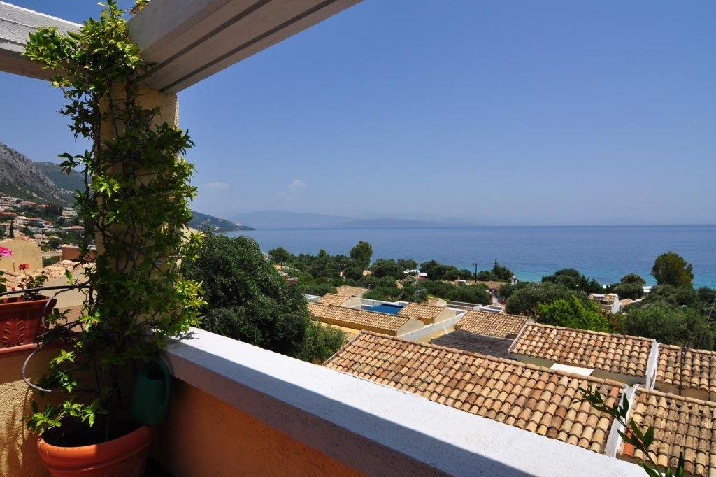 Verde, Ionian Islands, Greece - beachfront complex with all the infrustructure. apartment for sale