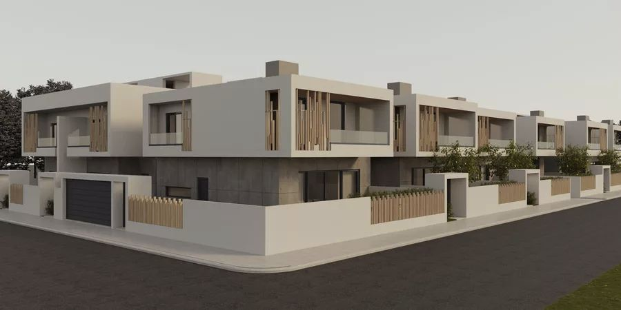 Pegasus 1, Central Macedonia, Greece - newly constructed villas in Thessaloniki suburbs