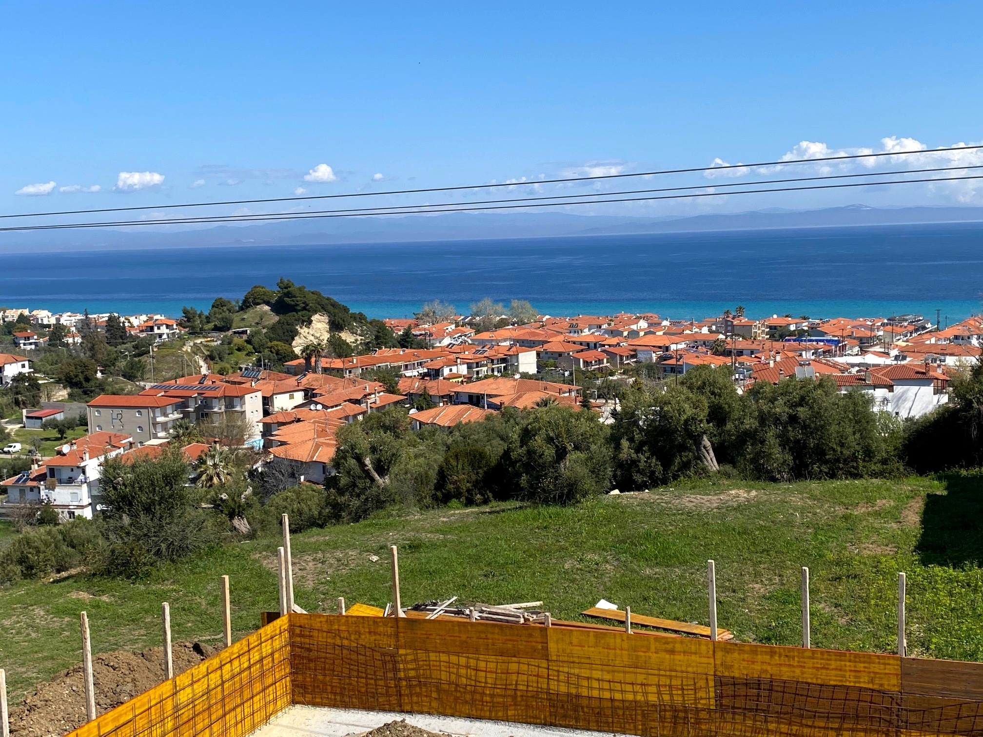 Dorothea, Halkidiki-Kassandra, Greece - apartments for vacation and rent