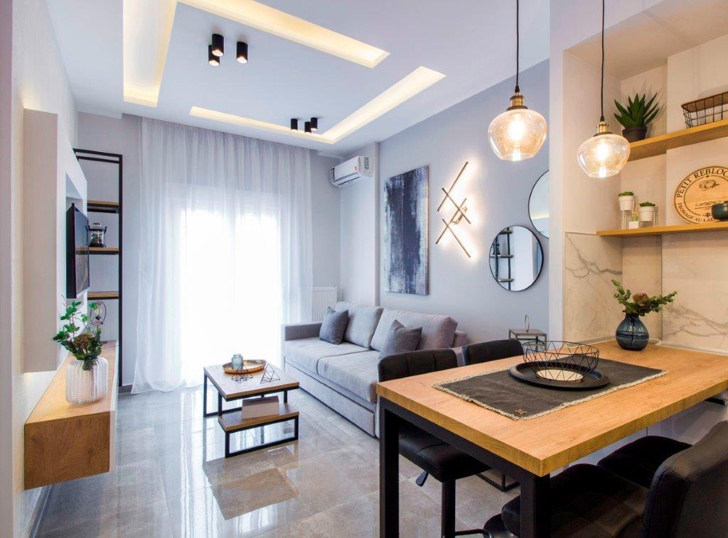 Sokratous 2, Central Macedonia, Greece - apartments in Thessaloniki center for long-term or short-term rent