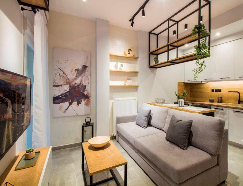 Sokratous 1, Central Macedonia, Greece - apartments in Thessaloniki center for long-term or short-term rent