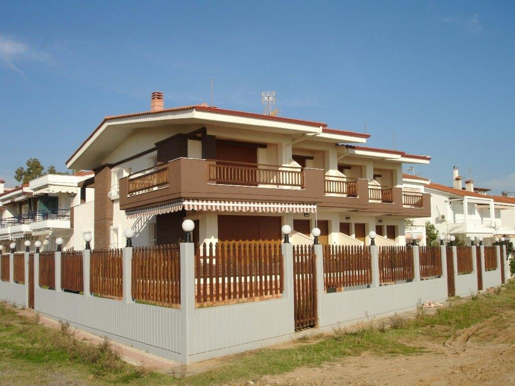 Ksasteria, Halkidiki-Kassandra, Greece - beachfront house for sale