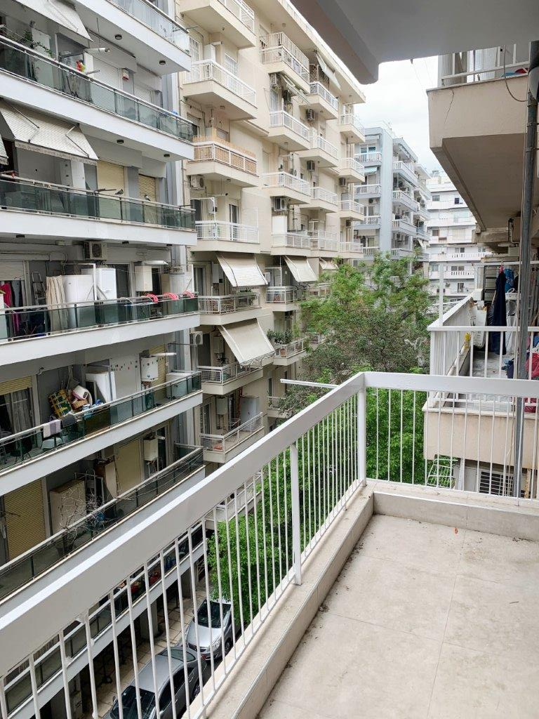 V.Olgas2, Central Macedonia, Greece - renovated apartment in 100m from the Nea Paralia