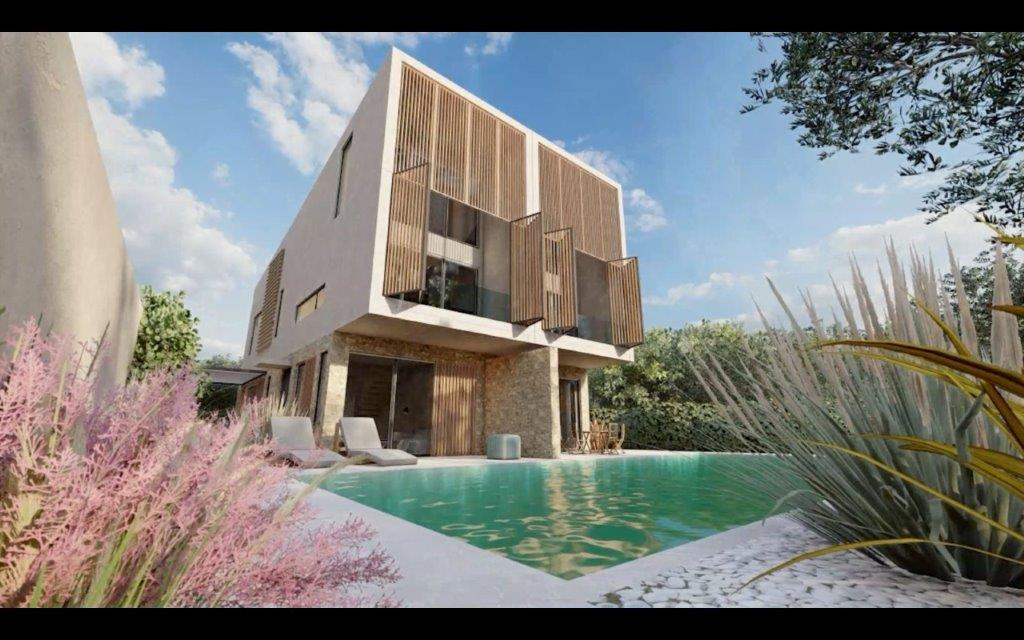 Urban villas, Halkidiki-Sithonia, Greece - new modern villas and townhouses with pools by the sea