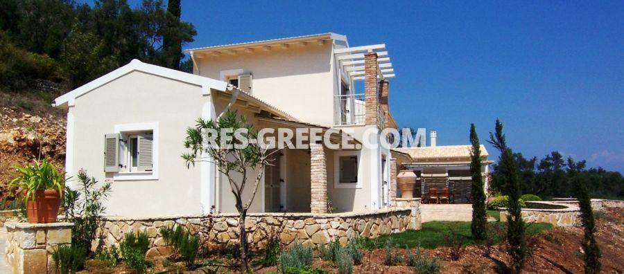 Villa Kiparissi, Ionian Islands, Greece -  - Photo 1
