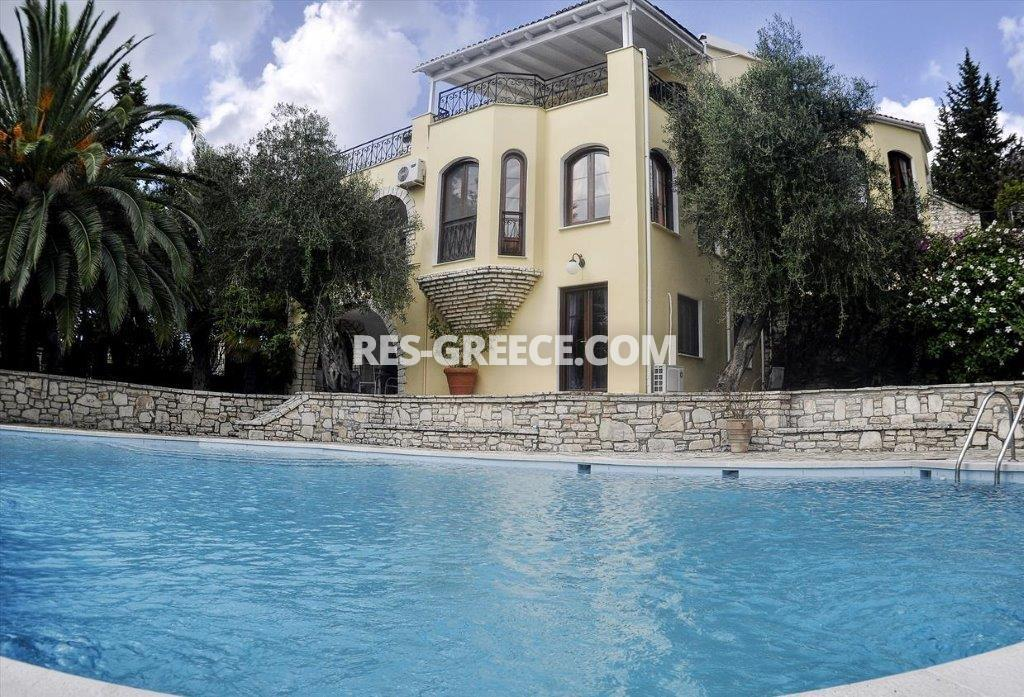 Olive loft villa, Ionian Islands, Greece -  - Photo 1