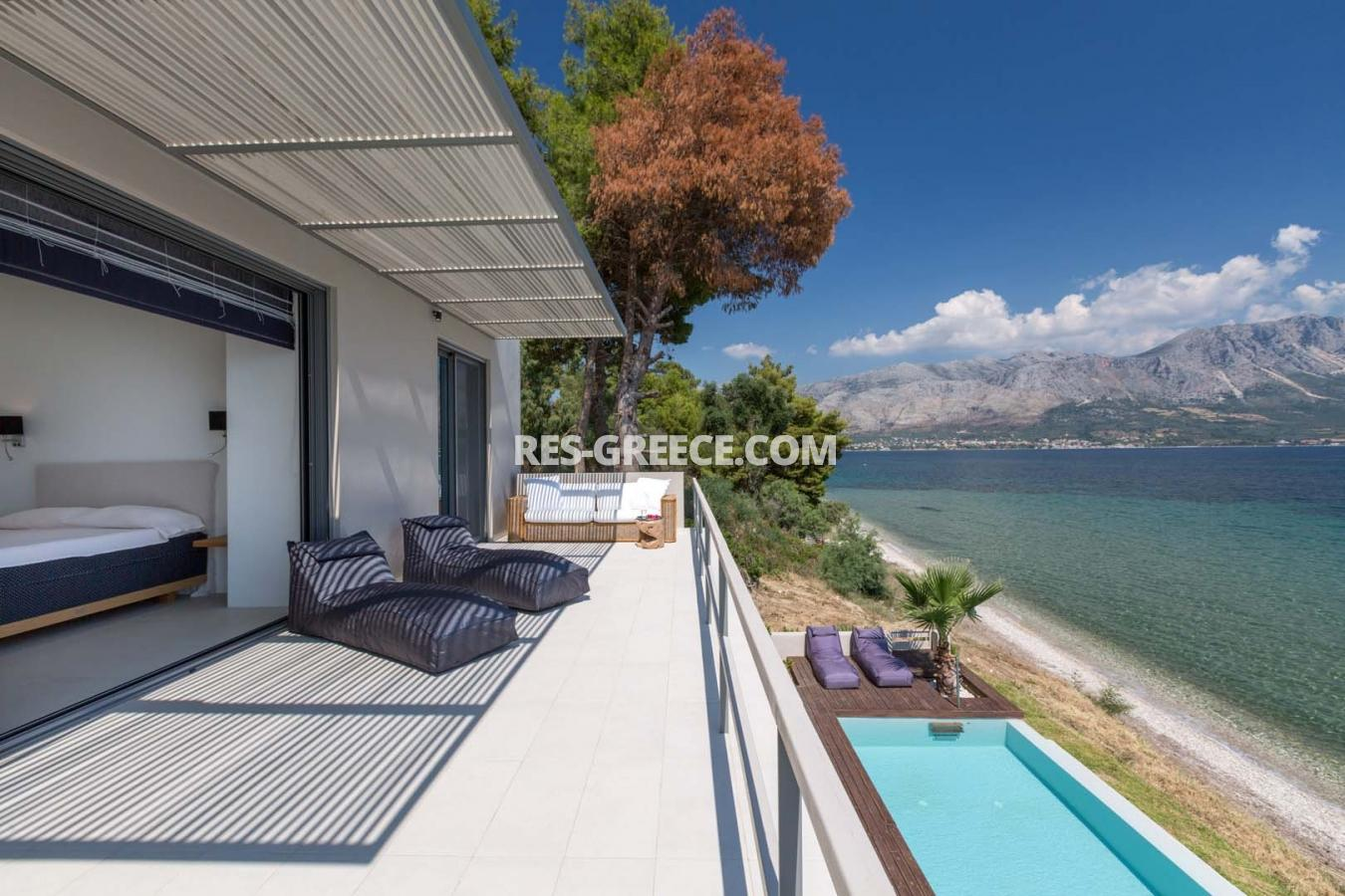 Kastor, Epir, Greece - off-plan villa project first line to the sea - Photo 10