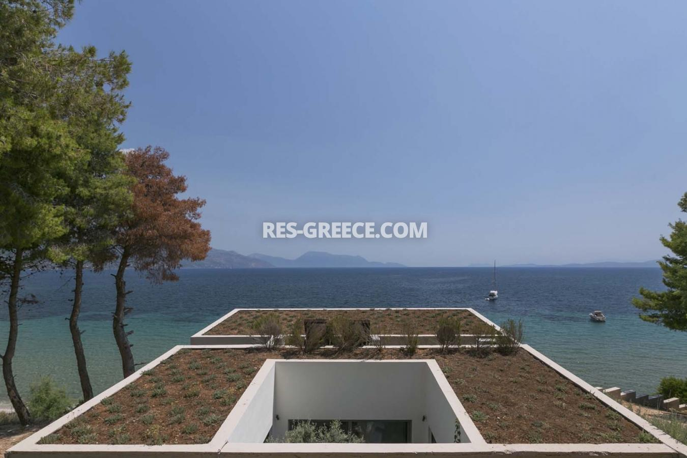 Kastor, Epir, Greece - off-plan villa project first line to the sea - Photo 11