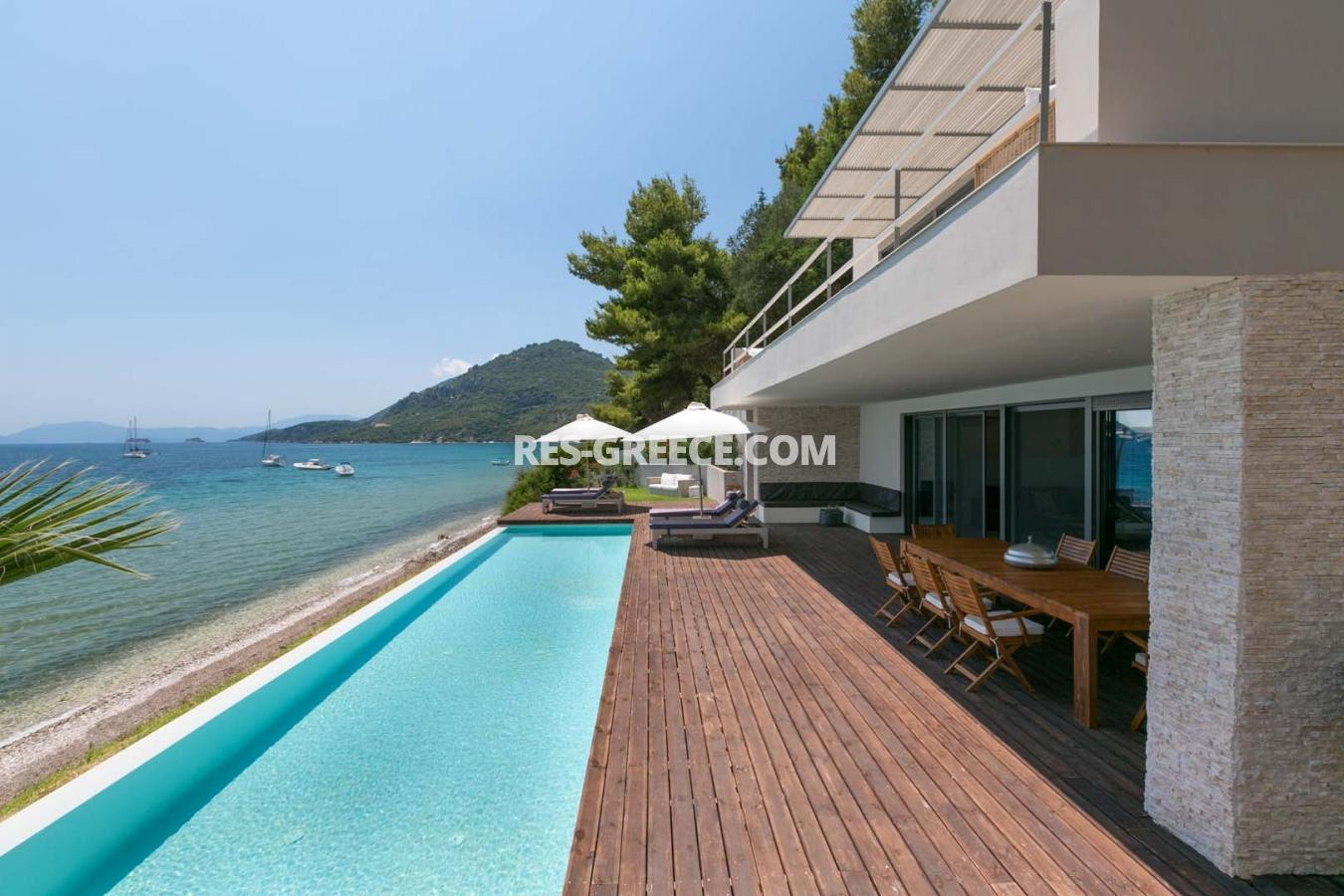 Kastor, Epir, Greece - off-plan villa project first line to the sea - Photo 12