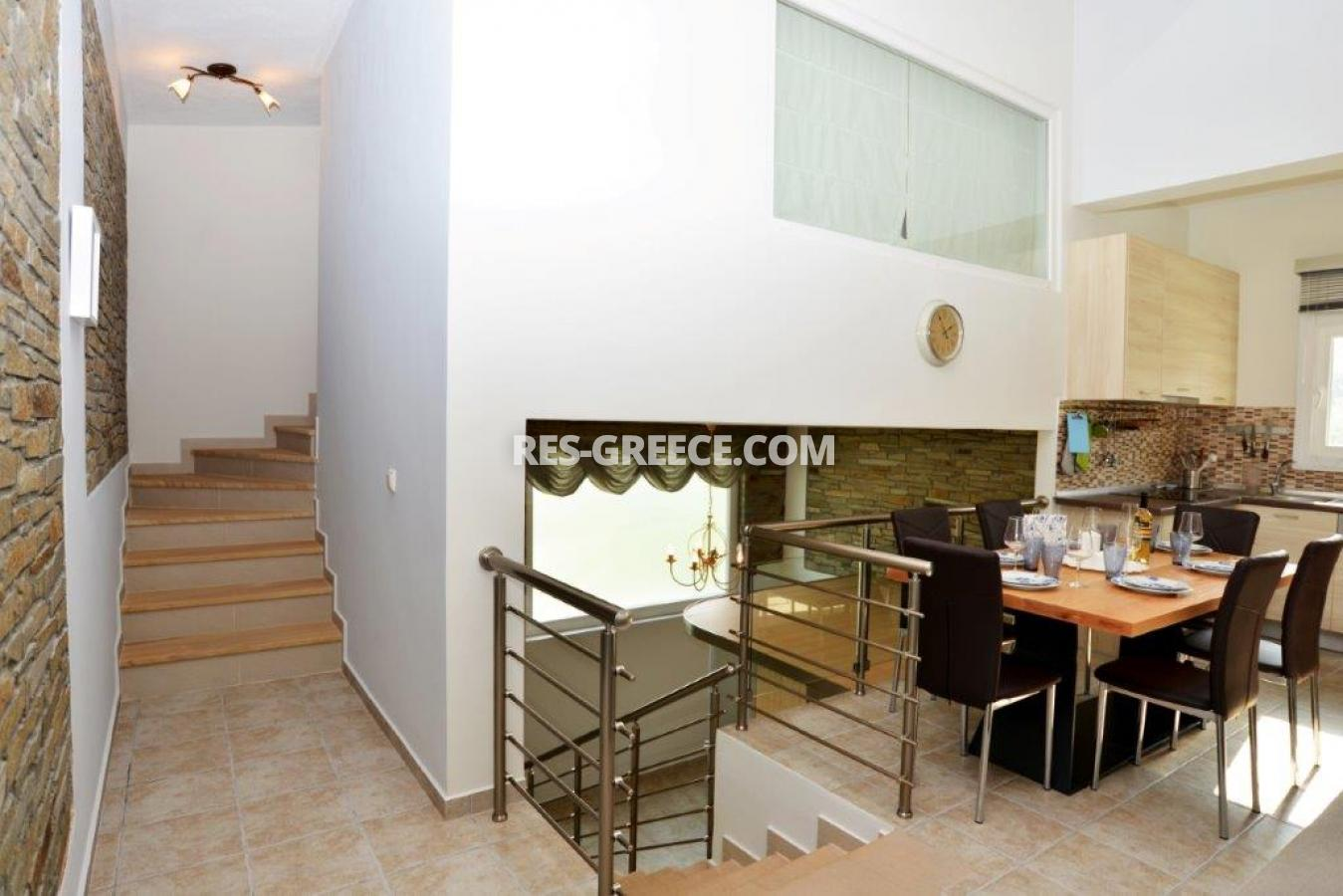 Arhondula Villa 3, Northern Aegean Islands, Greece - ready beachfront complex for rent on Thassos island with EOT licences - Photo 11