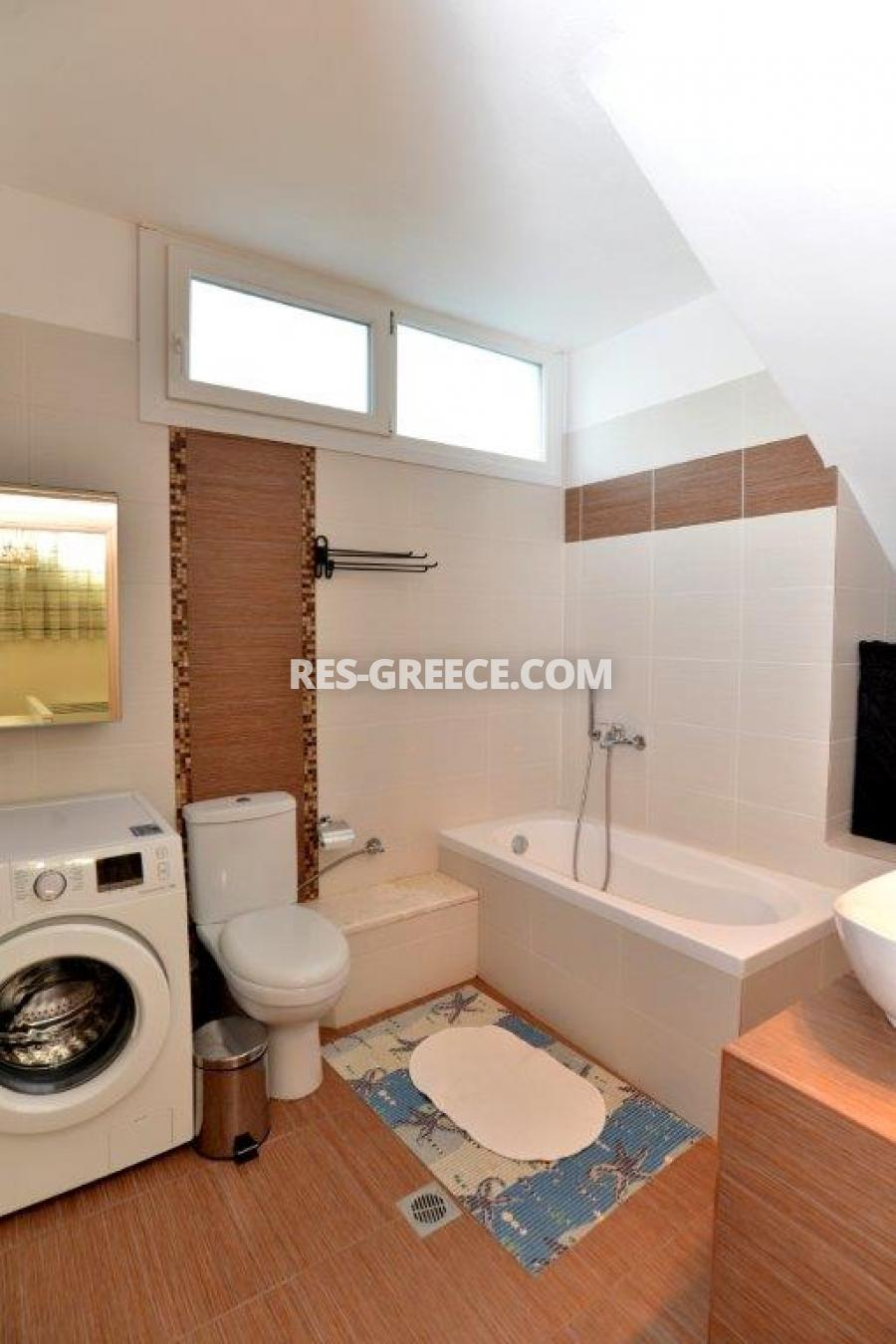 Arhondula Villa 3, Northern Aegean Islands, Greece - ready beachfront complex for rent on Thassos island with EOT licences - Photo 13