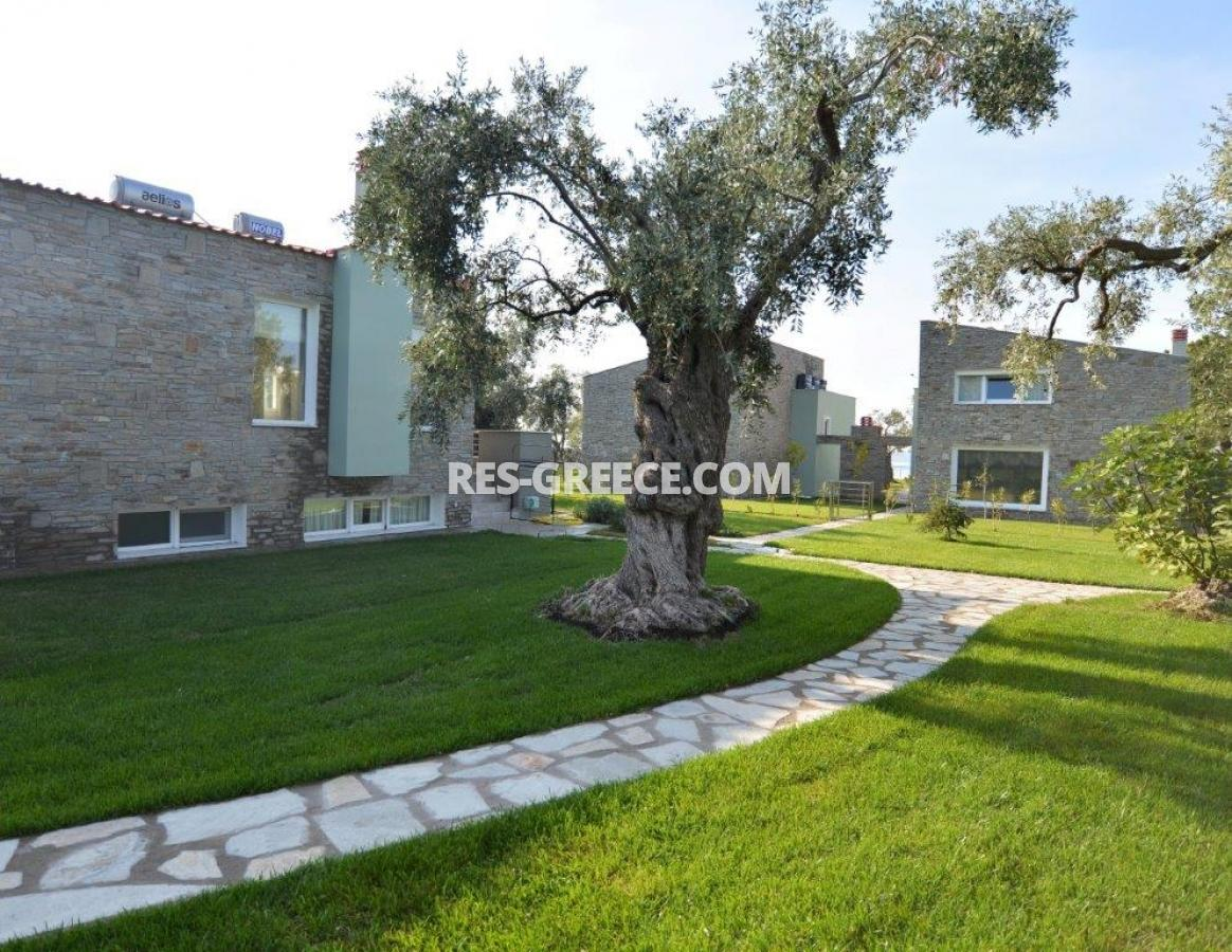 Arhondula Villa 3, Northern Aegean Islands, Greece - ready beachfront complex for rent on Thassos island with EOT licences - Photo 21