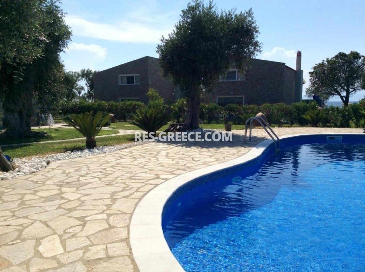 Arhondula Villa 3, Northern Aegean Islands, Greece - ready beachfront complex for rent on Thassos island with EOT licences - Photo 20