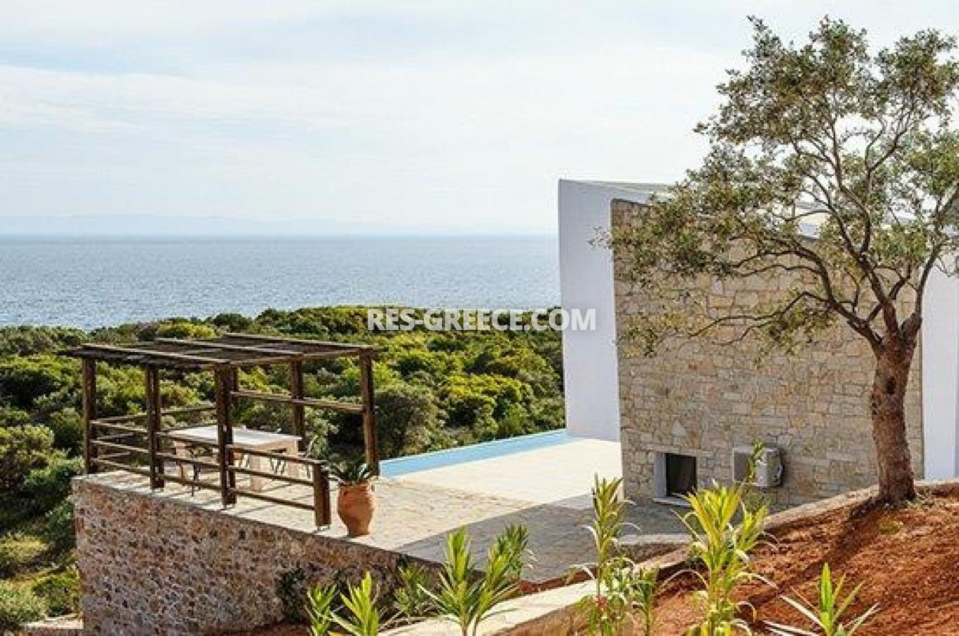 Villa MM, Northern Aegean Islands, Greece - 2 luxury properties in a gated complex with private beach - Photo 25
