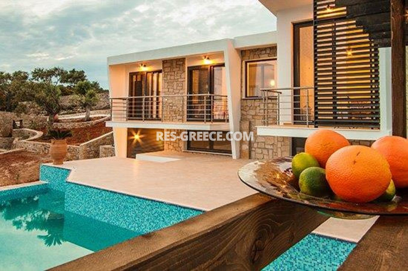Villa MM, Northern Aegean Islands, Greece - 2 luxury properties in a gated complex with private beach - Photo 1
