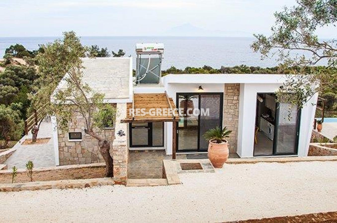 Villa MM, Northern Aegean Islands, Greece - 2 luxury properties in a gated complex with private beach - Photo 24