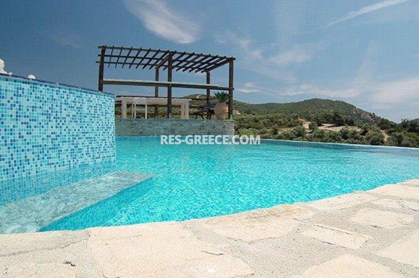 Villa MM, Northern Aegean Islands, Greece - 2 luxury properties in a gated complex with private beach - Photo 16