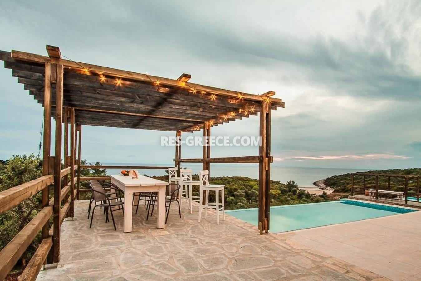 Villa MM, Northern Aegean Islands, Greece - 2 luxury properties in a gated complex with private beach - Photo 22