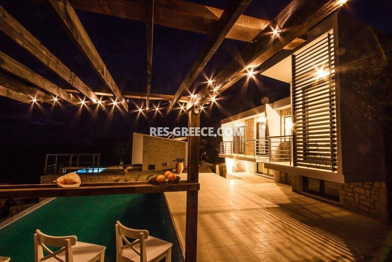 Villa MM, Northern Aegean Islands, Greece - 2 luxury properties in a gated complex with private beach - Photo 20