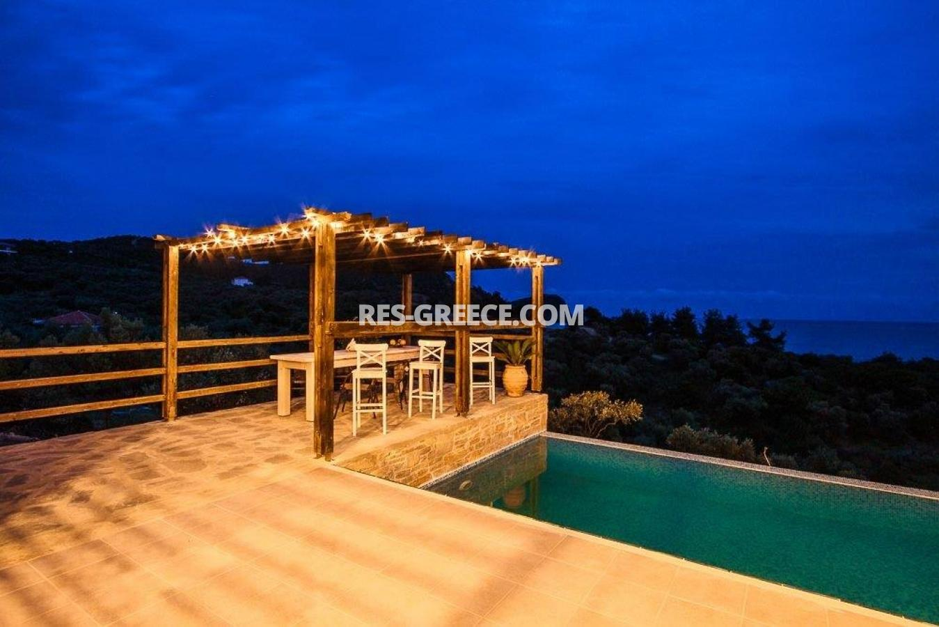 Villa MM, Northern Aegean Islands, Greece - 2 luxury properties in a gated complex with private beach - Photo 21