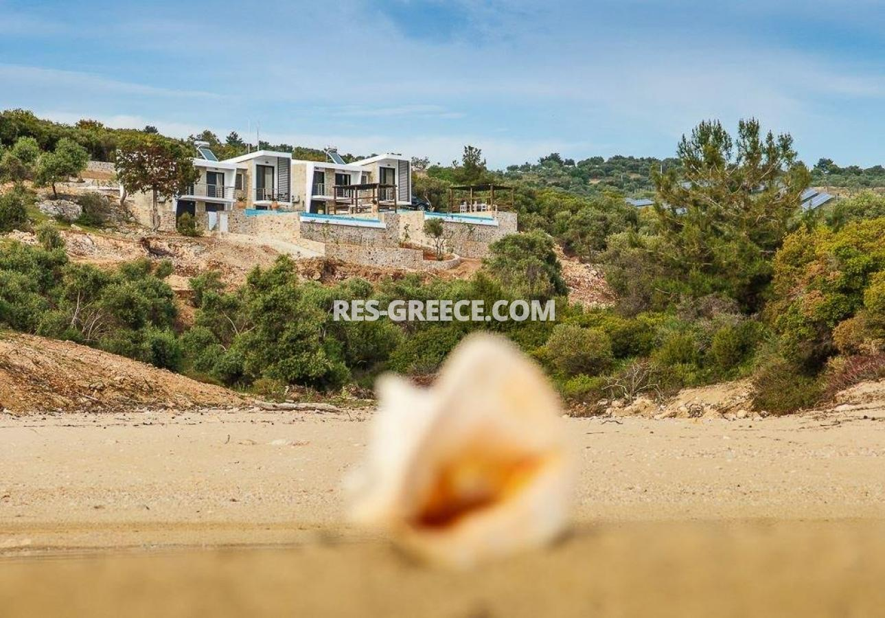 Villa MM, Northern Aegean Islands, Greece - 2 luxury properties in a gated complex with private beach - Photo 26