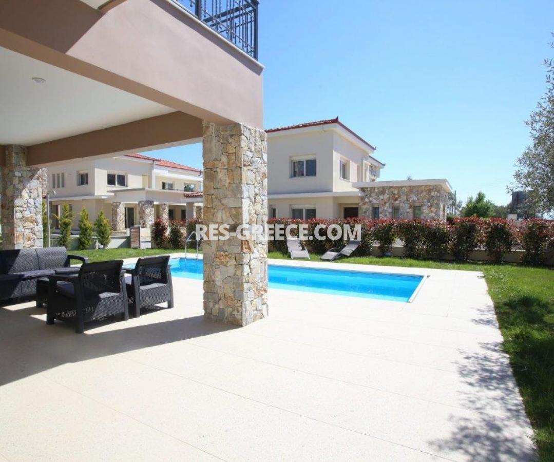 Mesimeri 1, Halkidiki-Kassandra, Greece - modern gated complex by the sea for vacation or rent - Photo 3