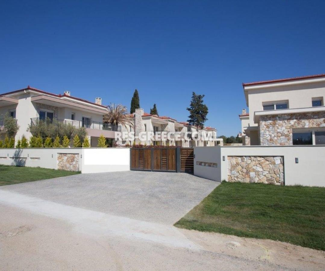 Mesimeri 1, Halkidiki-Kassandra, Greece - modern gated complex by the sea for vacation or rent - Photo 9