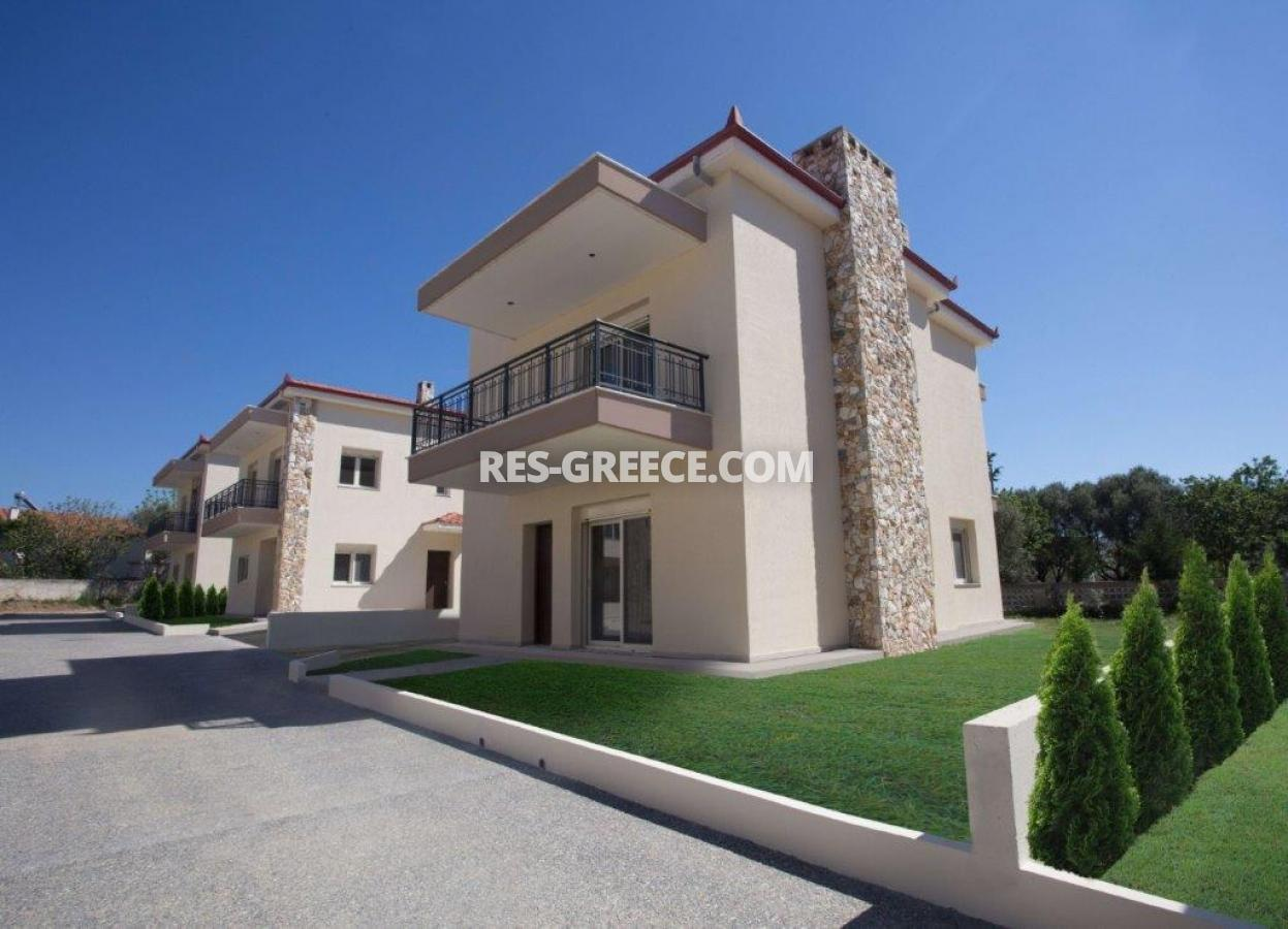 Mesimeri 1, Halkidiki-Kassandra, Greece - modern gated complex by the sea for vacation or rent - Photo 10