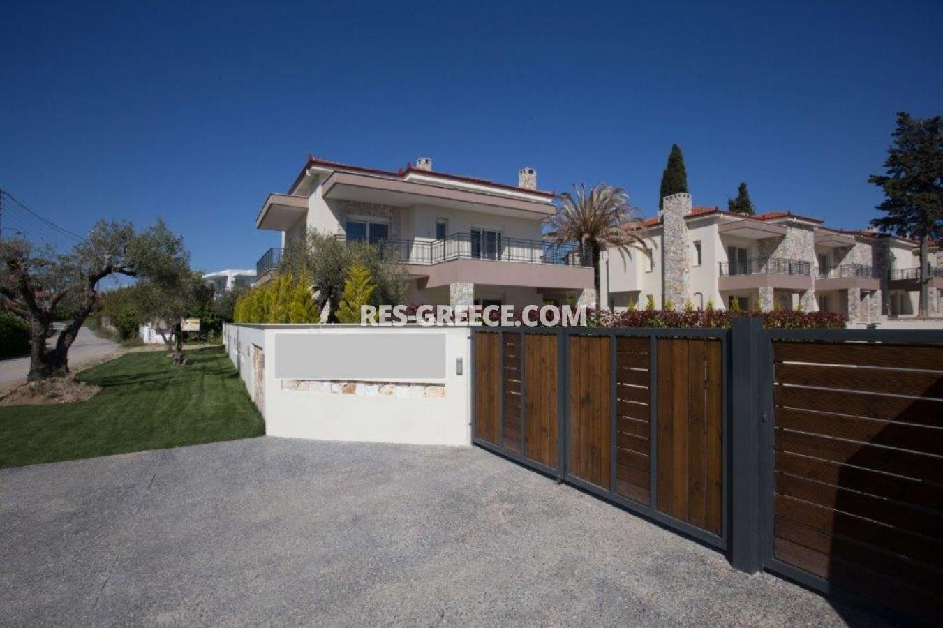 Mesimeri 1, Halkidiki-Kassandra, Greece - modern gated complex by the sea for vacation or rent - Photo 8