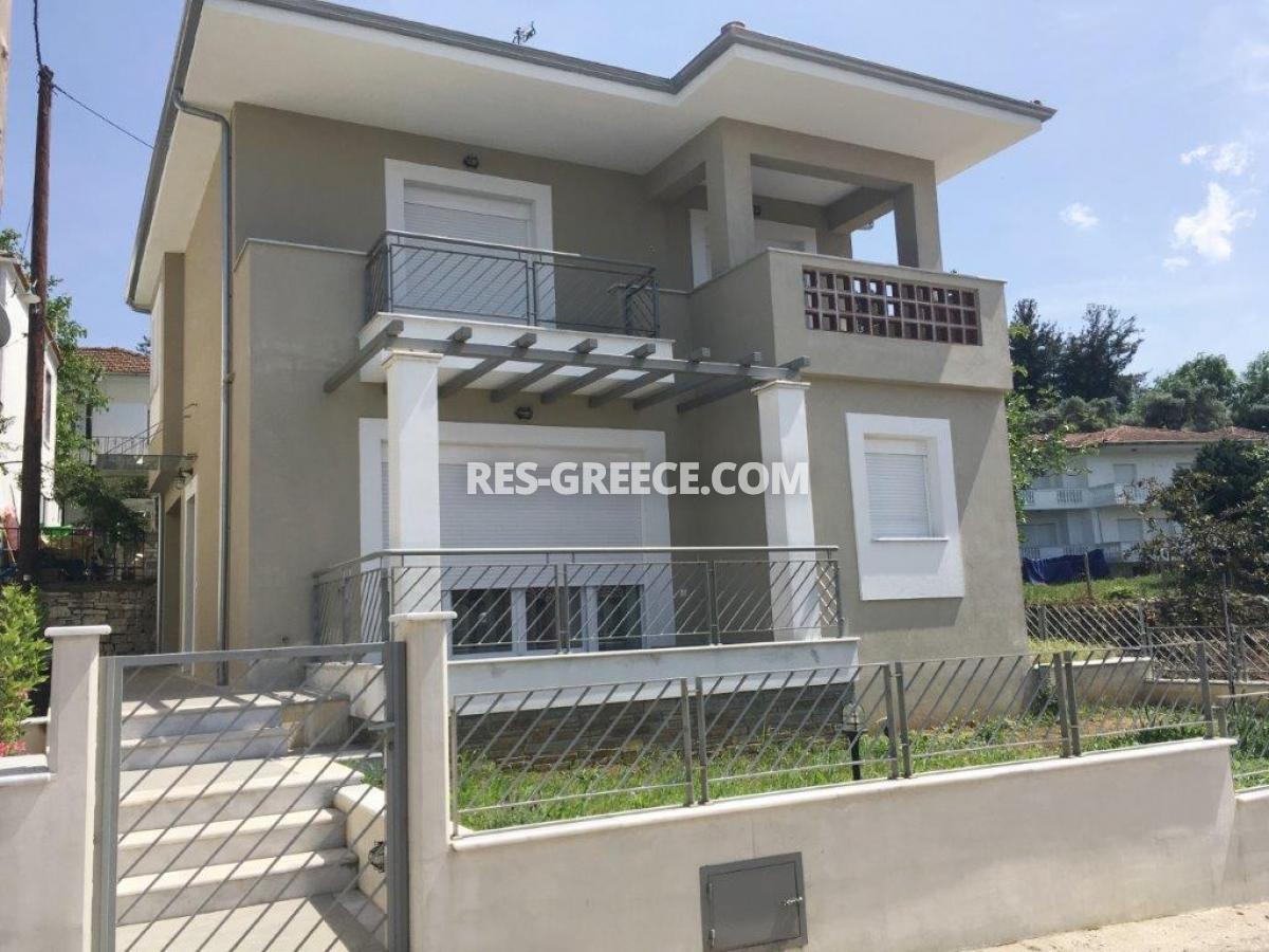 Palia Agora, Northern Aegean Islands, Greece - new house for sale in the heart of Thassos town - Photo 1