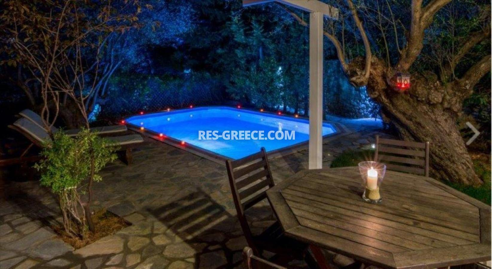 Ilectra, Halkidiki-Sithonia, Greece - cozy cottage with a pool by the sea - Photo 8