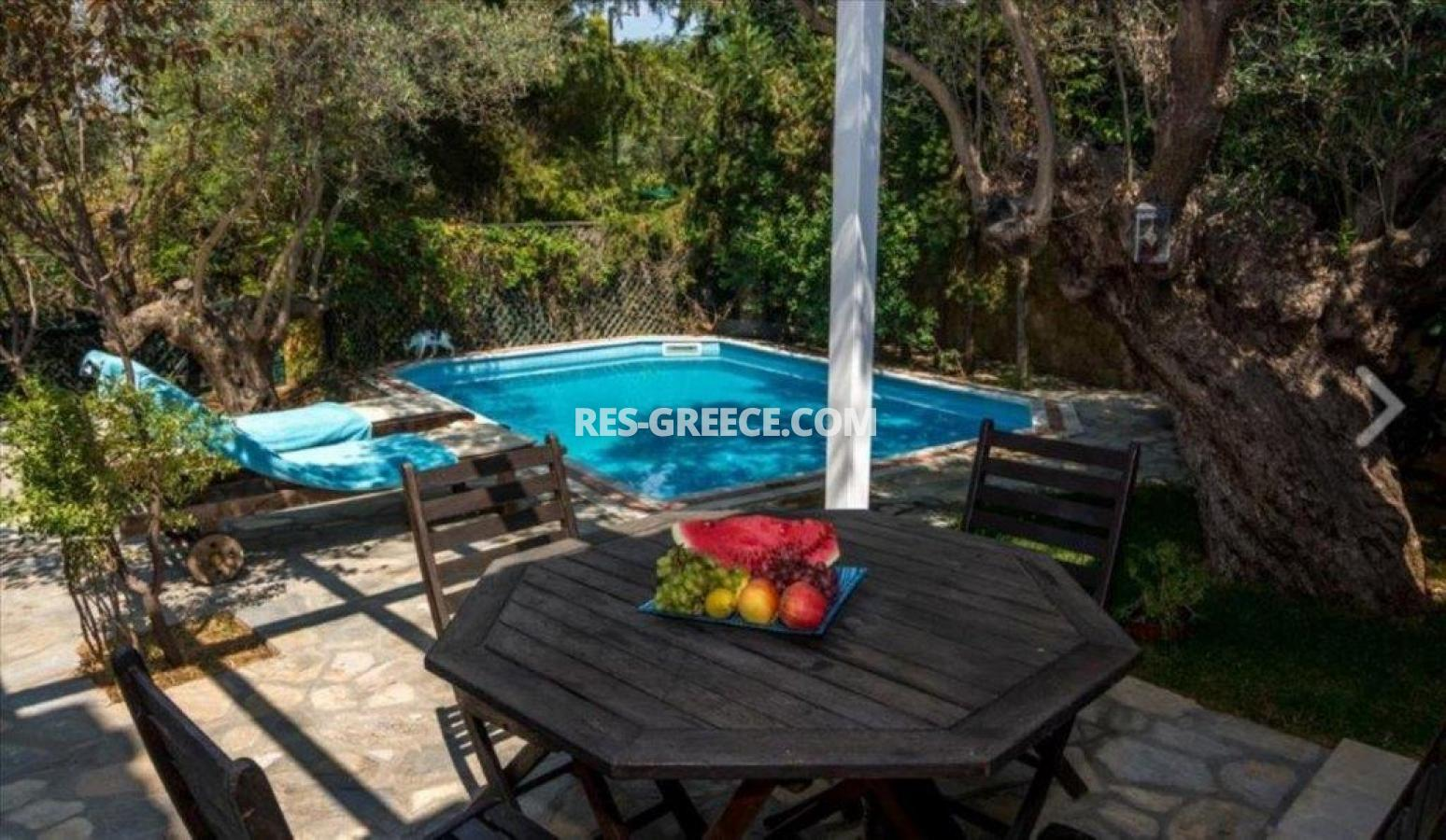 Ilectra, Halkidiki-Sithonia, Greece - cozy cottage with a pool by the sea - Photo 6