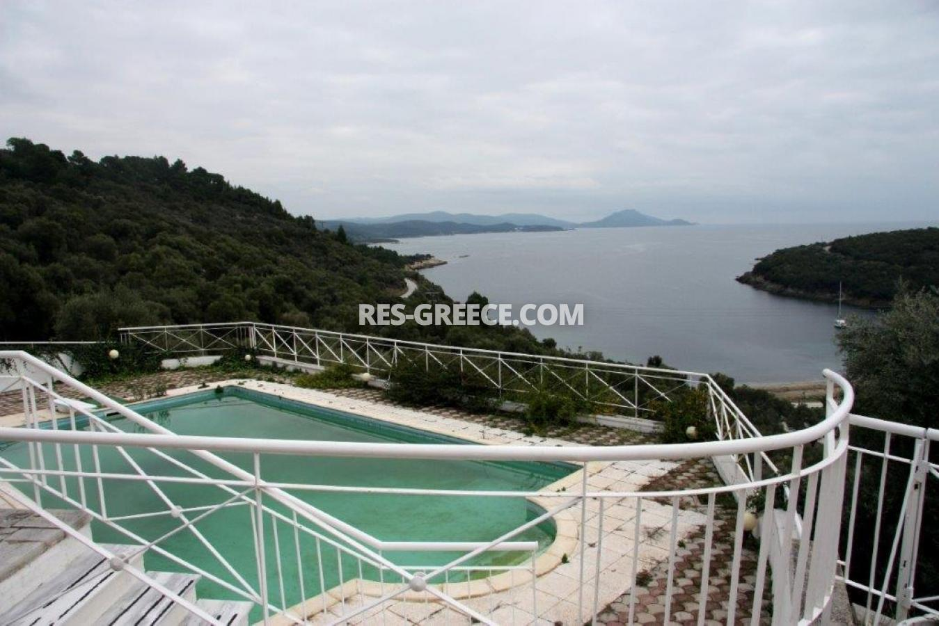 Matteo, Halkidiki-Sithonia, Greece -  complex with the pool in a picturesque bay - Photo 11