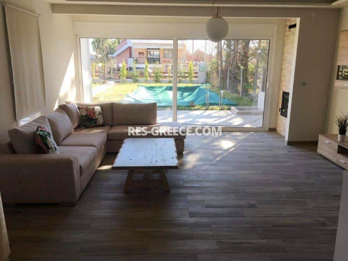Savva, Halkidiki-Kassandra, Greece - cozy house with the pool for sale - Photo 5