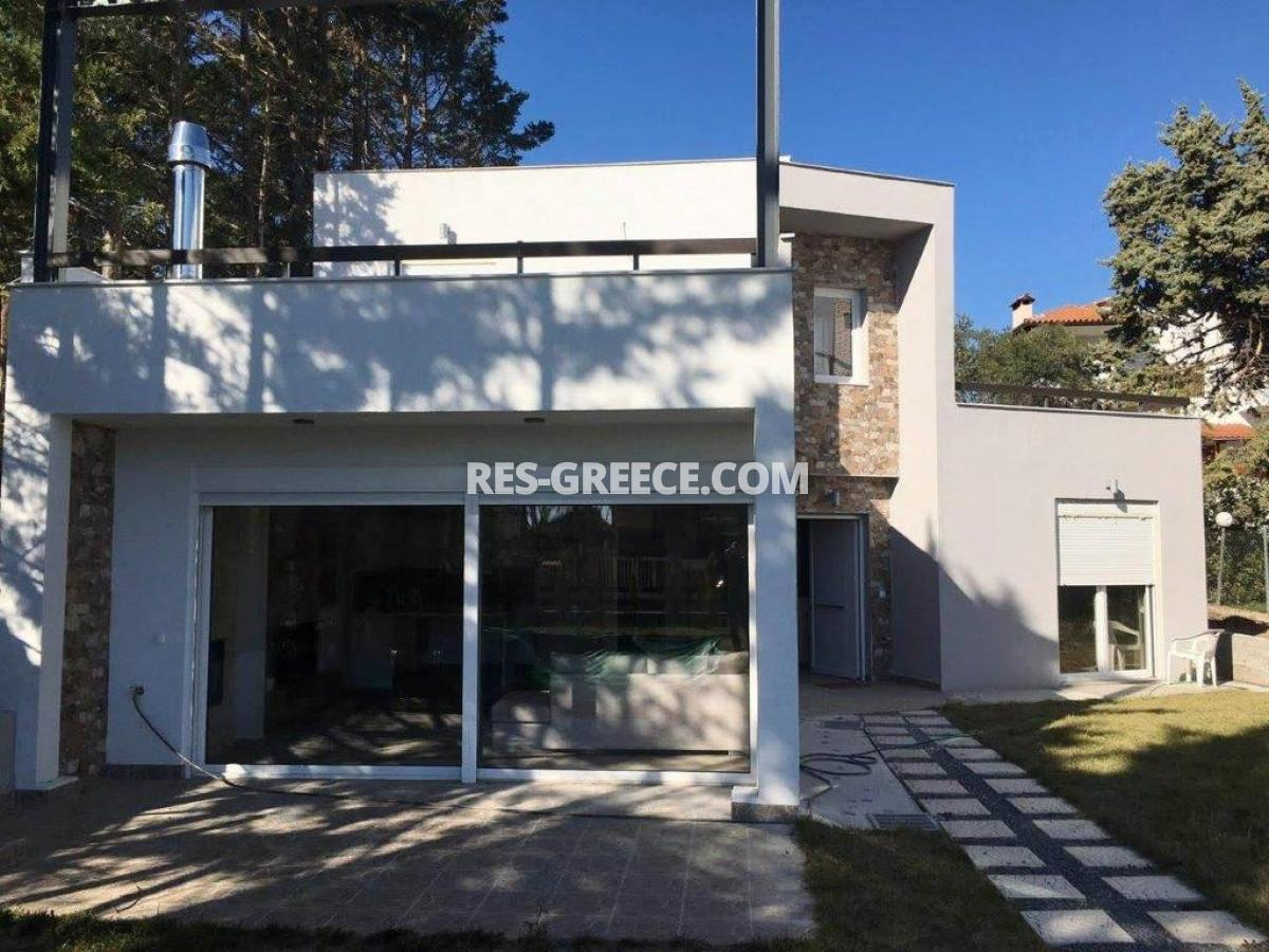 Savva, Halkidiki-Kassandra, Greece - cozy house with the pool for sale - Photo 2