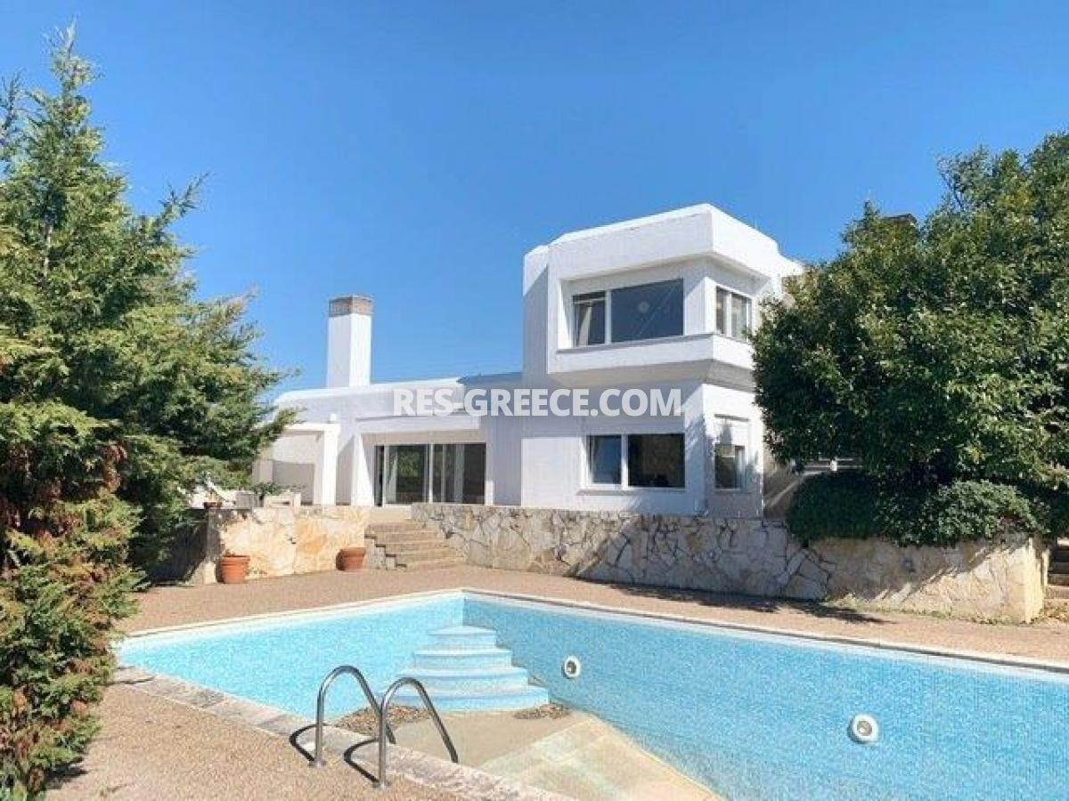 Thea, Central Macedonia, Greece - beautiful villa for vacation or permanent residence - Photo 1