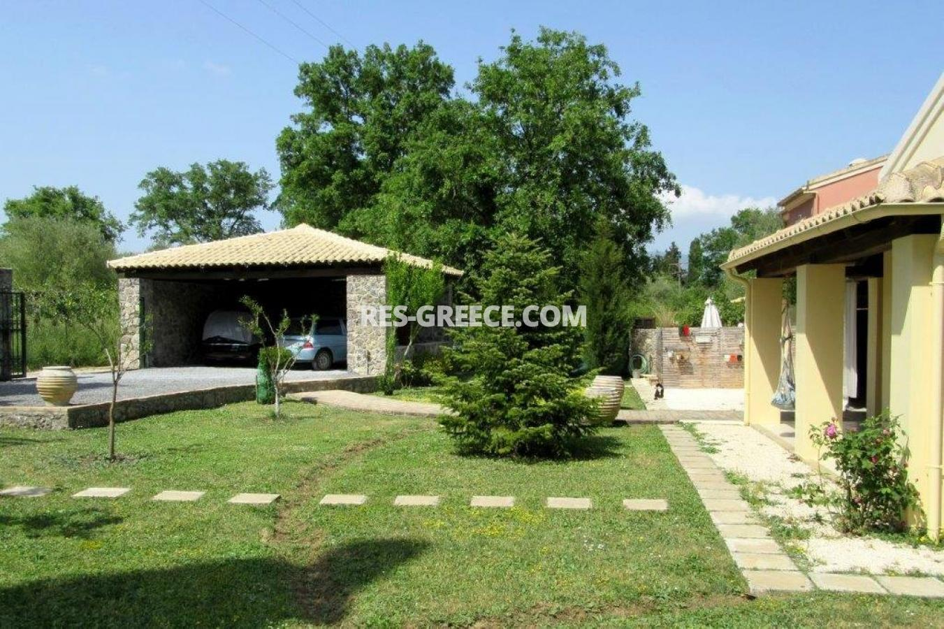 Poulades, Ionian Islands, Greece - Mediterranean bungalow for sale in Corfu - Photo 15