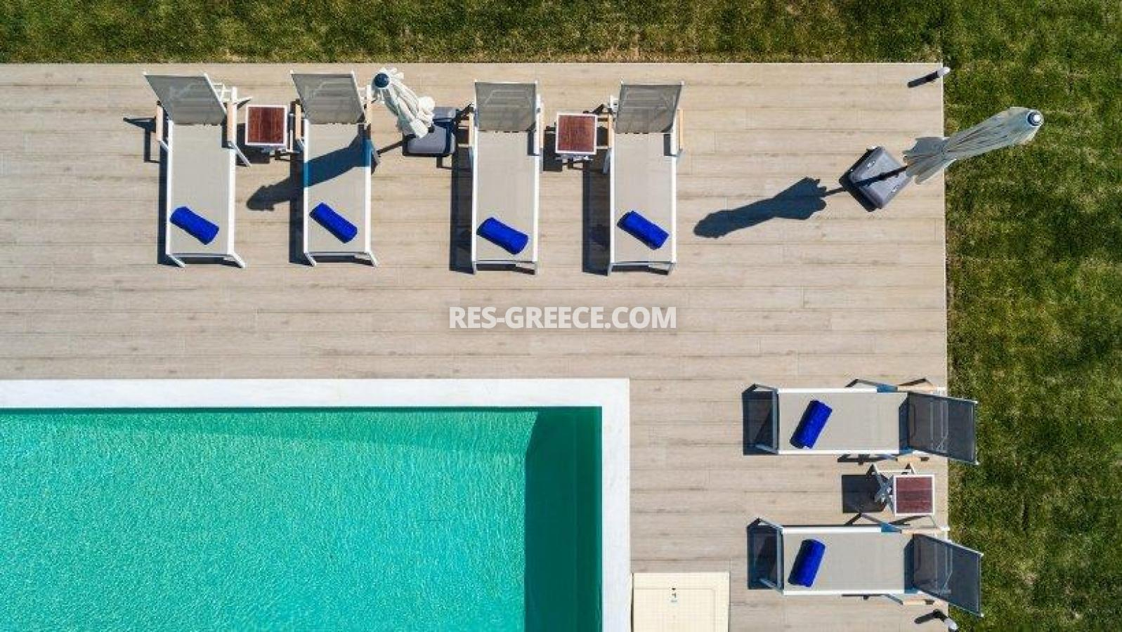 Complex Art, Halkidiki-Sithonia, Greece - complex of 4 mesonettes for rent with pool in just 80m from the beach - Photo 16