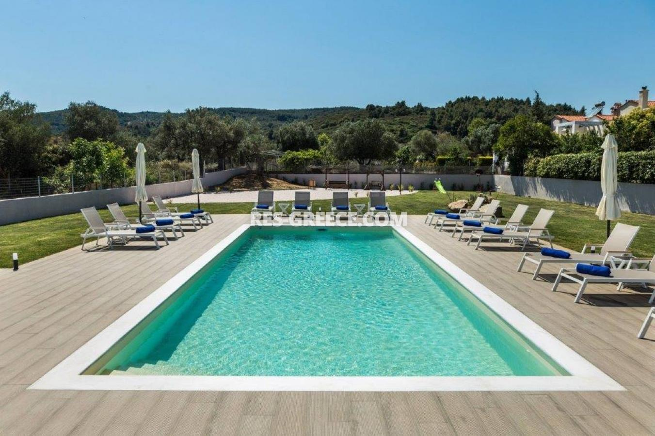 Complex Art, Halkidiki-Sithonia, Greece - complex of 4 mesonettes for rent with pool in just 80m from the beach - Photo 3