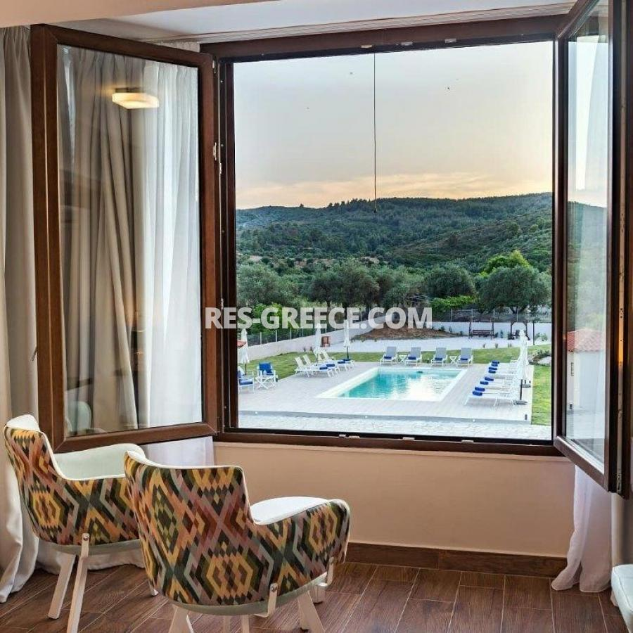 Complex Art, Halkidiki-Sithonia, Greece - complex of 4 mesonettes for rent with pool in just 80m from the beach - Photo 9