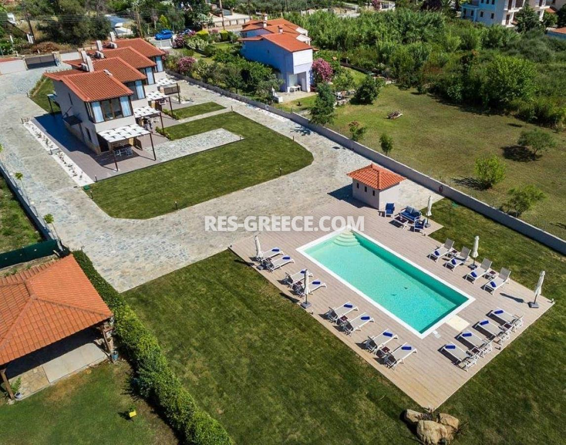 Complex Art, Halkidiki-Sithonia, Greece - complex of 4 mesonettes for rent with pool in just 80m from the beach - Photo 1