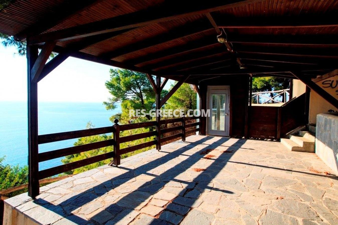 Dasotopi 1, Halkidiki-Kassandra, Greece - beachfront complex with common pool and elevator to the beach - Photo 15